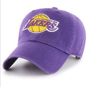 🔹NBA Lakers Hat 🔹 NEW